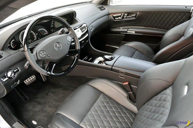 2013 Mercedes-Benz CL65 AMG