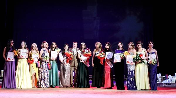 "Титул ""Королева Весна - 2013"" получила студентка БГЭУ Дарья Шманай"