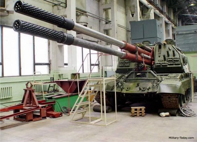 В России испытали электрохимическую гаубицу