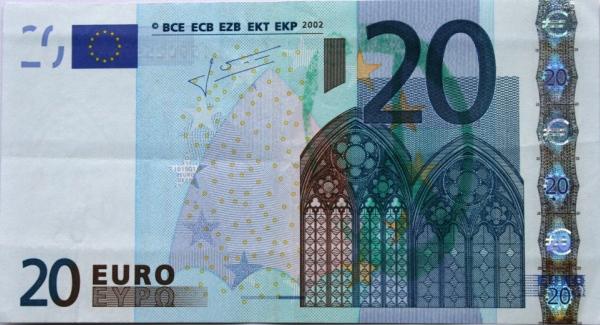 20 евро - много или мало?