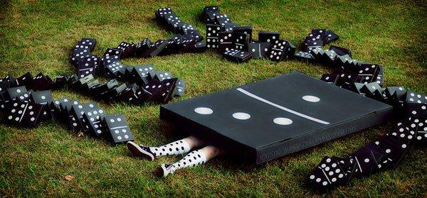 Домино - смертельная игра