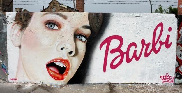 50 лучших образцов стрит-арта со всего мира