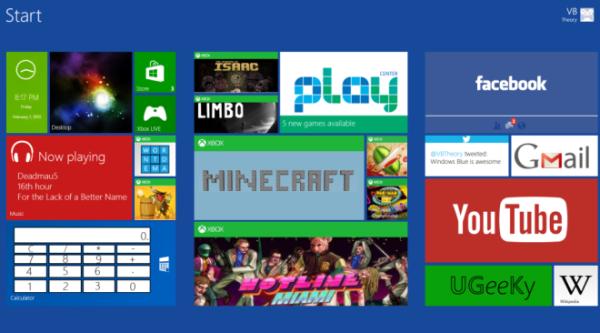 Windows Blue официально анонсирована Microsoft