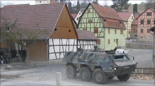 Штурм или Побег из тюрьмы по-немецки