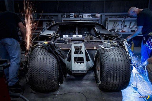 Реплика Batman Tumbler