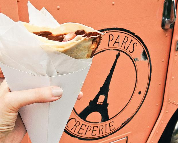Десять городов мира с самой вкусной уличной едой