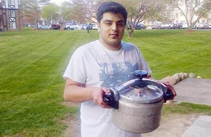 ФБР допросила саудовского студента со скороваркой