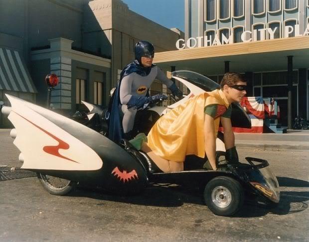 Бэтмен 1960-х годов