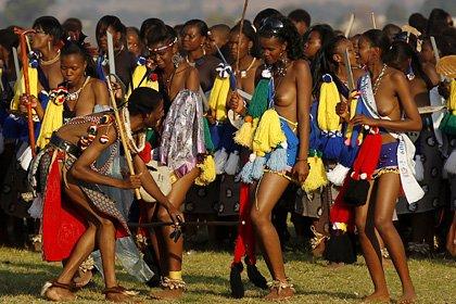 Свазиленд запретил ведьмам высоко летать