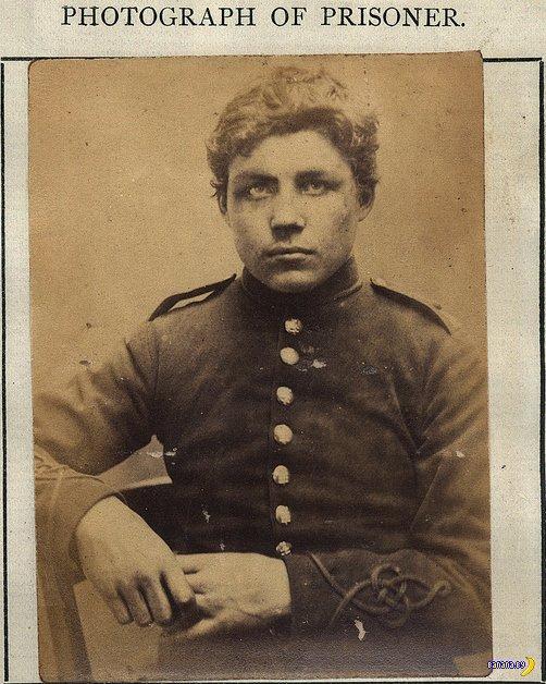 1870: преступники, преступления и наказания