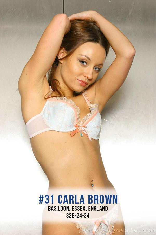 Топ-50 популярных в Интернете британских гламурных моделей