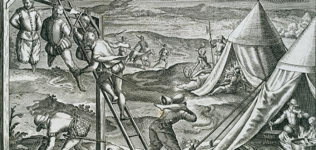 История каннибализма в Европе