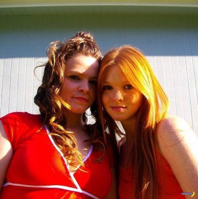 Рыжих девушек пост - 19
