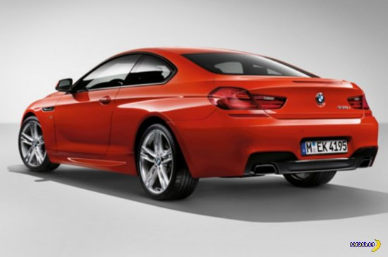 2014 BMW 6 series M Sport