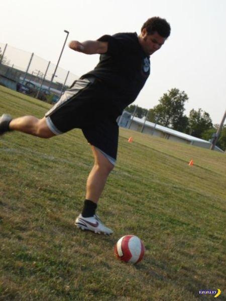 О пользе футбола