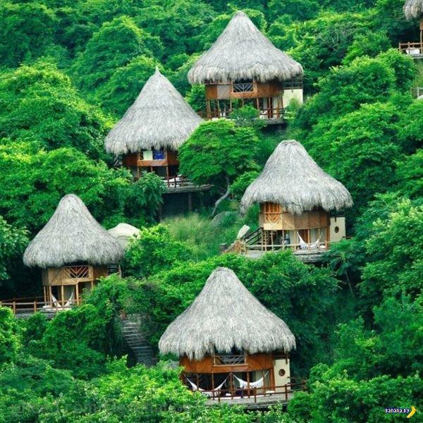 Лучшие места для отдыха в мире