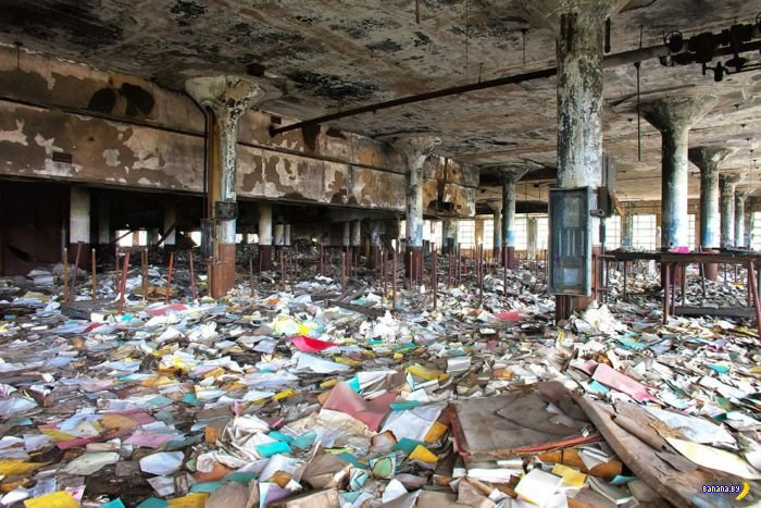 Заброшенные школы