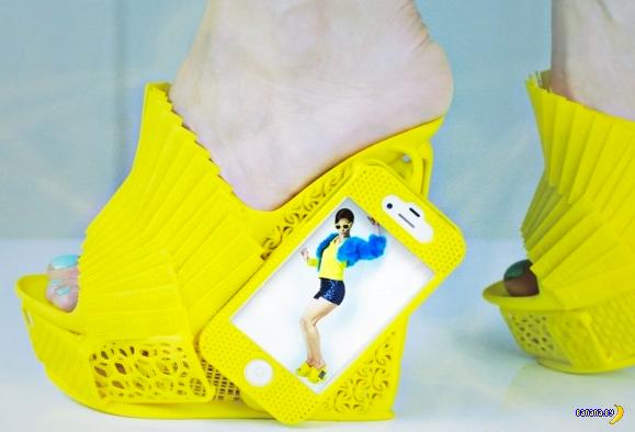 Туфли для iPhone