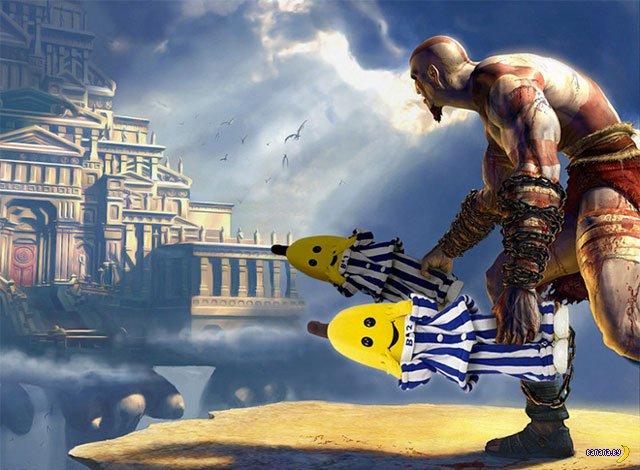 Перековать мечи на бананы