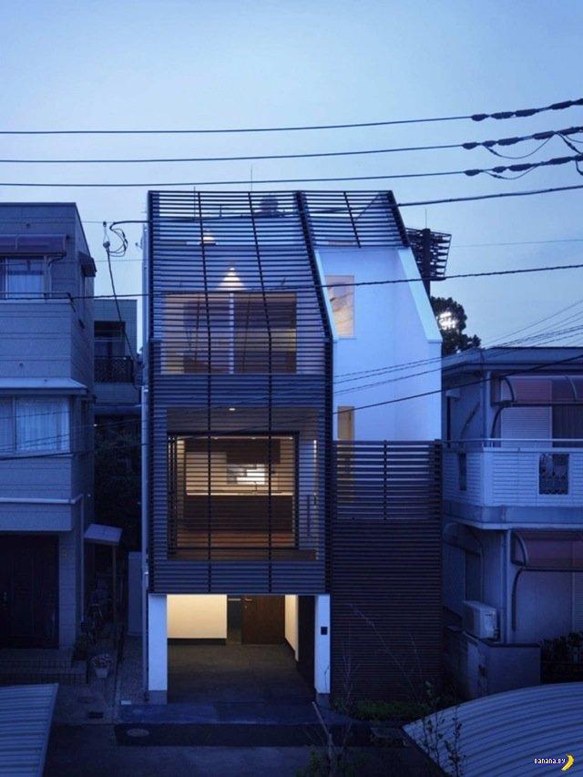 И снова японский дом