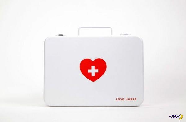 Набор для лечения разбитого сердца