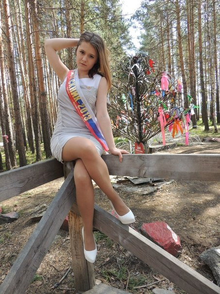 А в России уже есть выпускницы!