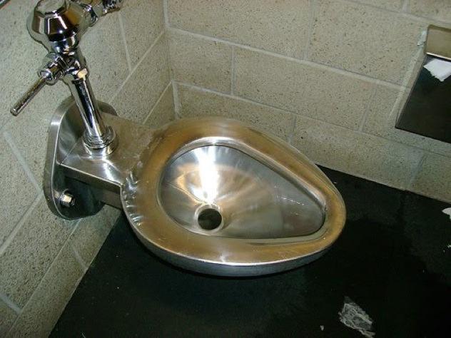Жуткие истории связанные с туалетом