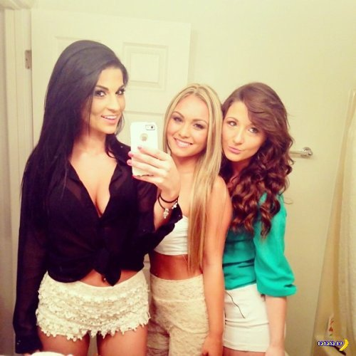 Девушки из Зазеркалья