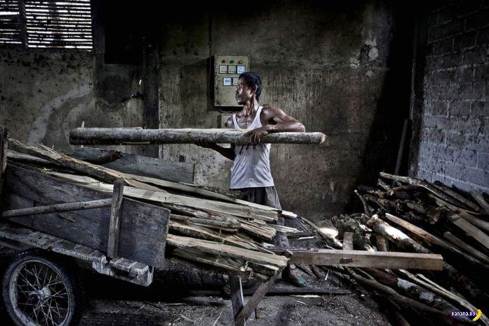 Как в Индонезии делают спагетти