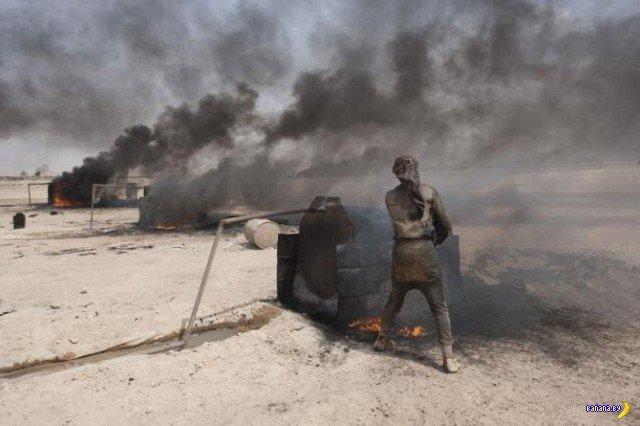 Сирийский нефтеперерабатывающий завод