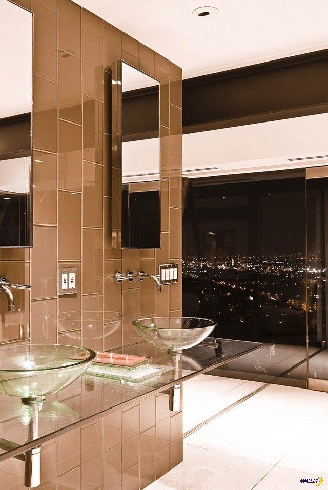 Волшебство света на примере квартиры в Голливуде