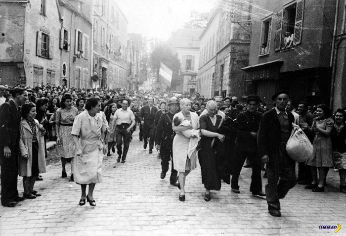 Как во Франции коллаборационисток наказывали