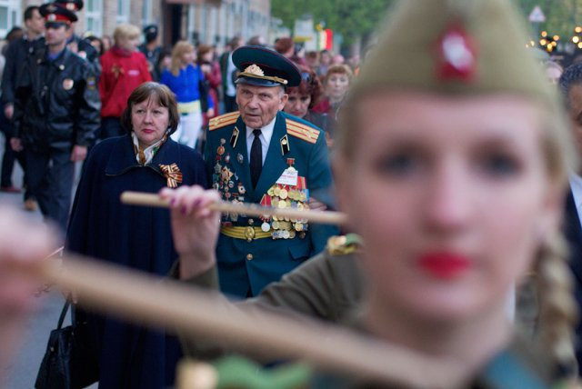 В Мурманске ветеранам к 9 Мая предложили бесплатное погребение