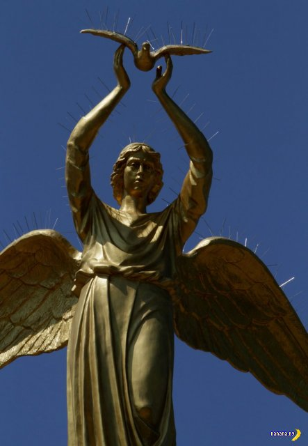 """Восставший из ада """" Ангел мира"""""""