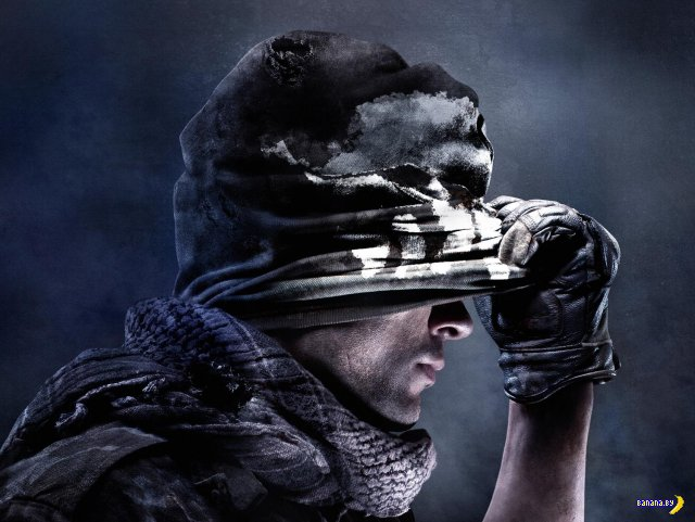 Новая Call of Duty Ghosts