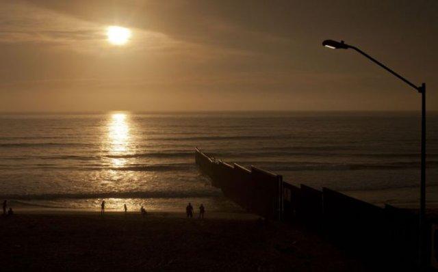 Граница США с Мексикой