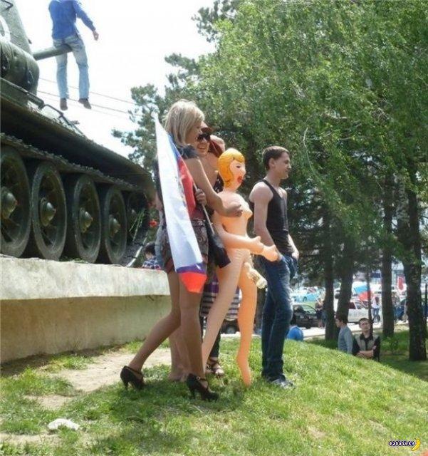 9 мая в Ставрополе