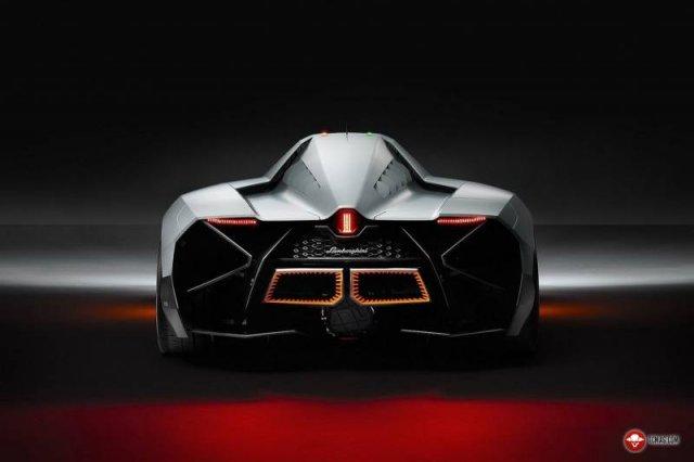 Lamborghini Egoista - еще фото