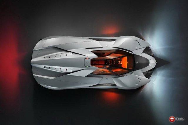 Lamborghini Egoista - ��� ����