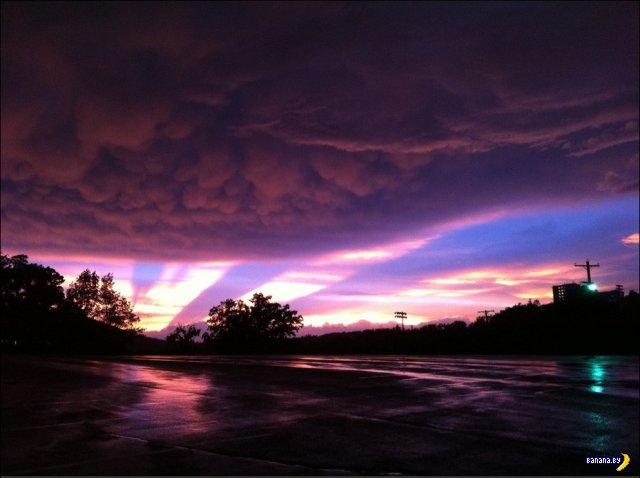 Тонадо в Оклахоме