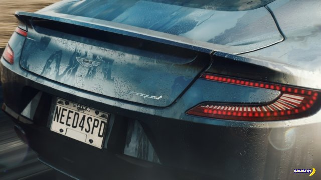 Electronic Arts анонсировала новый Need For Speed