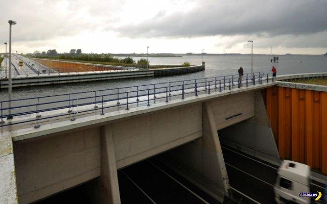 Акведук Veluwemeer