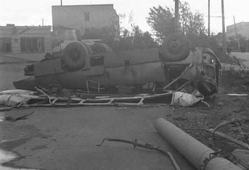 Советское торнадо