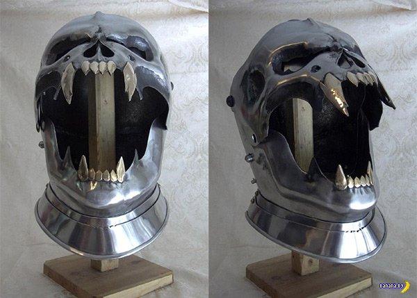 Шлем орка