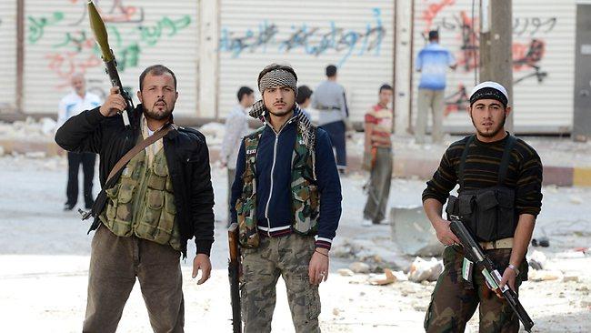 Сирийские исламисты казнили за богохульство 15-летнего подростка
