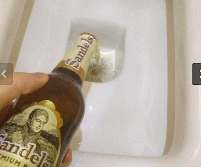 Белорусы не хотят пить отечественное пиво
