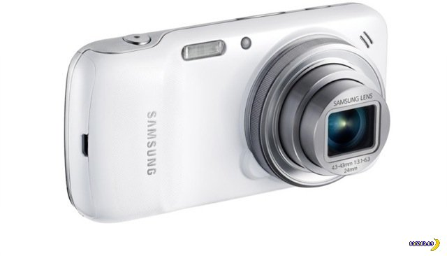 Встречаем Samsung Galaxy S4 Zoom