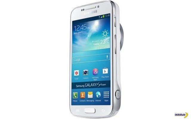 Встречаем Samsung Galaxy S4 Zoom