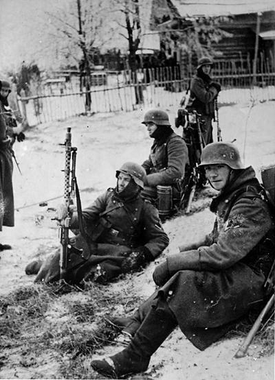 Почему немцы не взяли Москву