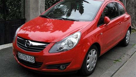 Opel Corsa начнут собирать в Беларуси в 2014 году